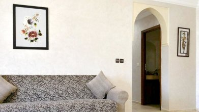 Apartment With 2 Bedrooms in Marrakech, With Wonderful City View, Furn