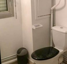 Studio in Paris, With Wonderful City View, Furnished Garden and Wifi