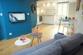Studio Vieux Nice calme & climatisé