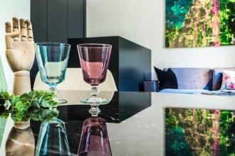 Altido Brera Black Elegance Apartment