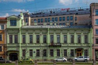 Отель Courtyard by Marriott Санкт-Петербург Центр