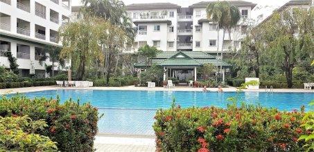 Baan Suan Lalana Sa 1 Bedroom Apartment With Garden View
