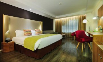 Campanile Hotel Xi An Giant Wild Goose Pagoda