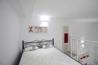 Apartamento con 2 camas de Matrimonio A/C y WiFi SANB4