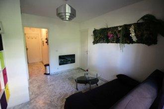 Nice Booking - Orchidée Calme Piscine Balcon