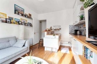 Charming Apartment for 2 in Paris