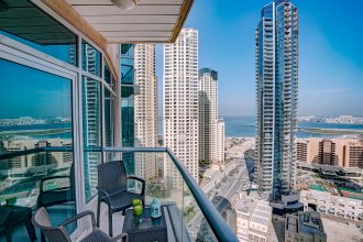 Dream Inn - Park Island Dubai Marina View