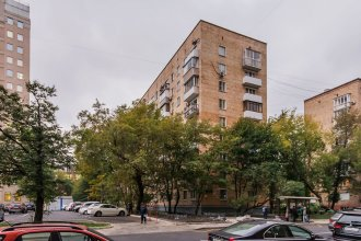 3 Rooms apartment on Moscow-River