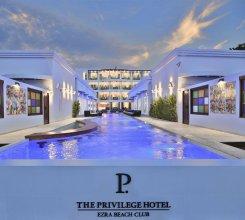 Отель The Privilege Ezra Beach Club