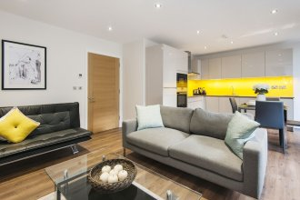 Awesome Aldgate City Apartment