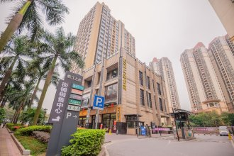 Waifiden Apartment Pazhou Complex