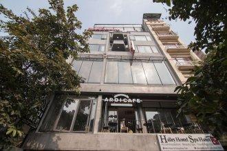 Halley Hostel & Spa Hanoi