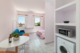 New Studio Flat in Old Town Rhodes