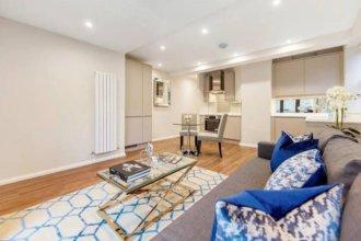 1 Bedroom Garden Flat In Hammersmith