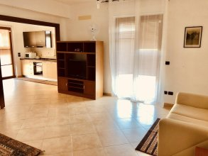 Apartment With 2 Bedrooms in Bovalino, With Shared Pool, Furnished Balcony and Wifi - 300 m From the Beach