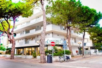 Alluring Apartment in Rimini With Balcony