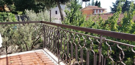 Apartment With 2 Bedrooms in Ariccia, With Wonderful sea View, Furnished Balcony and Wifi