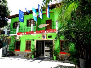 Hotel y Hostal Yaxkin Copan