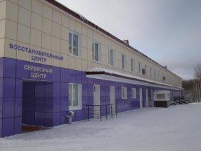 Sportivnaya Baza Lyzhno biatlonnogo kompleksa