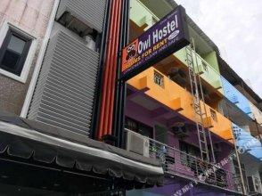 Owl Hostel Pattaya
