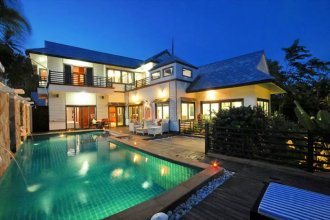 8 Bedrooms Twin Villas in Chaweng