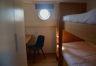 Tagus Marina - Houseboat