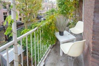 Design Apartment With Balcony