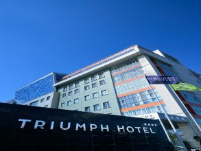 Бизнес-Отель Triumph Hotel корпус 4*