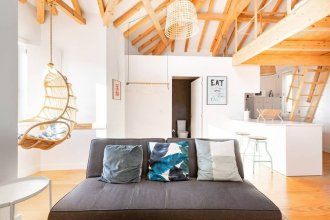 Sjoao1 · Beaming Loft Apartment in the Heart of Porto