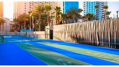 Hilton Grand A on the Strip for CES 2020