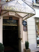 Cluny Square