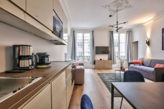 63 Luxury Flat Champs Elysees