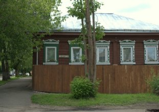 Дом на Сенном