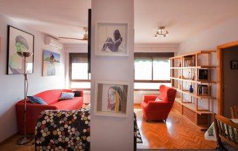 Coqueto Apartamento Bravo Murillo