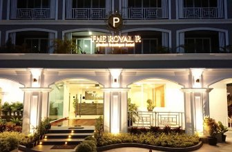 The Royal P Boutique Hotel