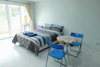 A. D Condominium-Fresh air, quiet location