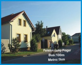 Pension Camp Prager