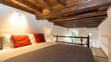 Rental In Rome Corso Suite Terrace