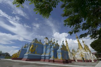 WEStay @ The Grand Nyaung Shwe, Inle Lake.