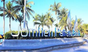 Jomtien Beach Condominium A2 Studio Apartment Pattaya