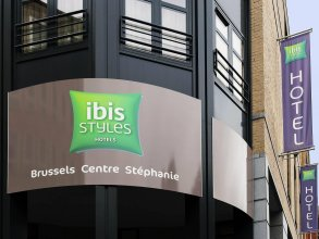 Ibis Styles Brussels Centre Stephanie