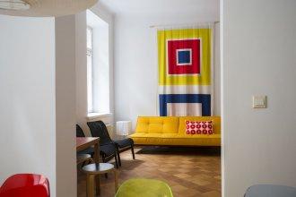 2ndhomes Katajanokka 2BR apartment with sauna