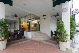 Отель Sandpiper Singapore