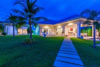 Hua Hin Pool Villa with 4 Bedrooms L27