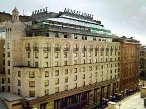 Отель Арарат Парк Хаятт