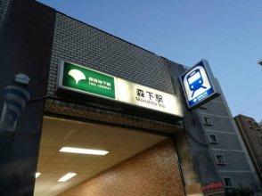 Morisita2 Near Tokyo Stn, Morishita 1min