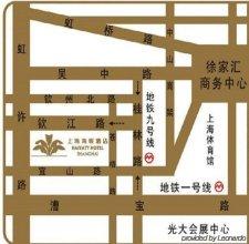 Haiyatt Hotel Shanghai
