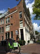 Spiegelgracht Apartments With Canal View