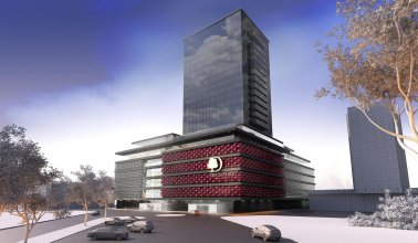 Отель Double Tree By Hilton Minsk