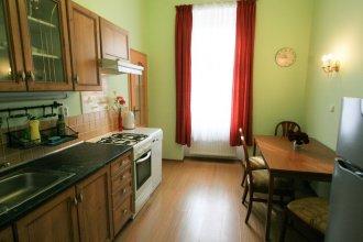 Apartment No. 10 Zeyerova 13